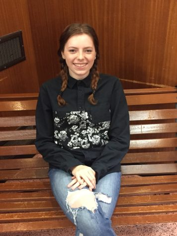 Humans of GHS- Maddi Jackson