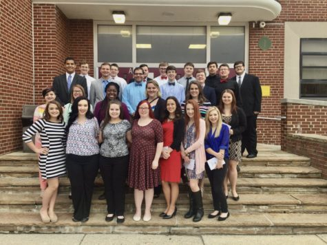 FBLA members attend Spring Leadership Conference