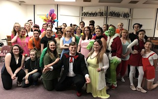 Seussical performed for community