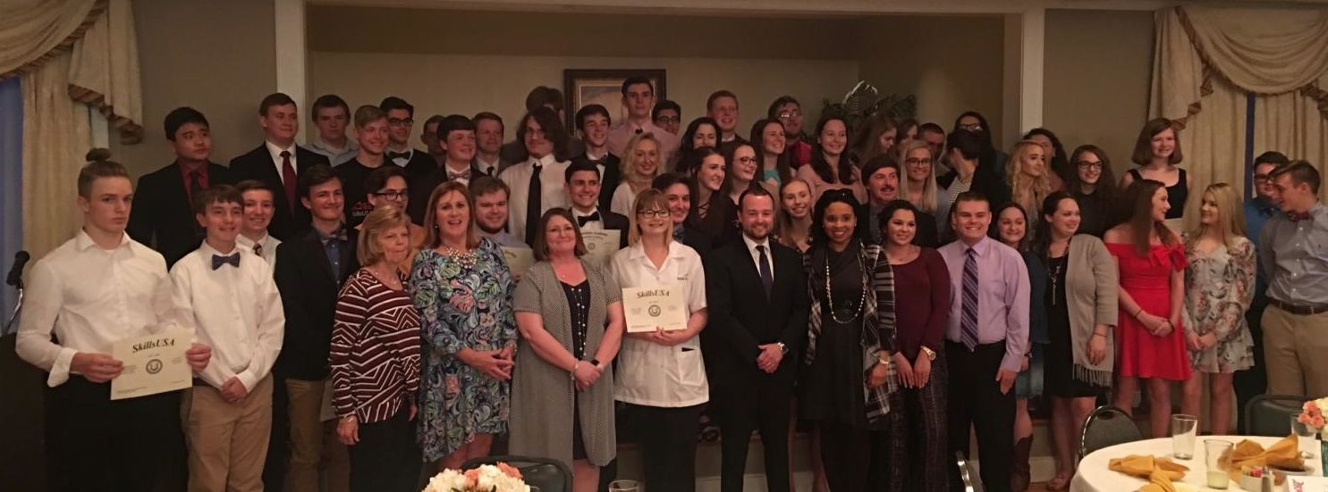 The Graham High School Foundation and Senator Will Morefield honored students for academic achievement at the 2018 Academic Banquet at Fincastle Country Club.