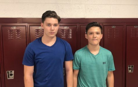 Twins have students seeing double