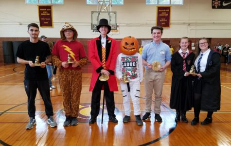 Halloween proves to be a haunting day at Graham
