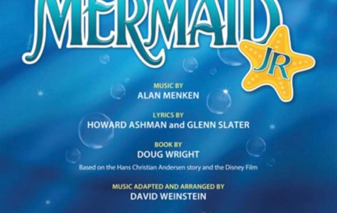 Theater presents The Little Mermaid Jr. on May 3rd and 4th