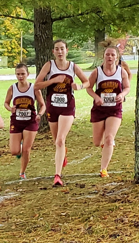Graham runners bring their best to state championship
